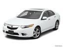 2011 Acura TSX Front angle view
