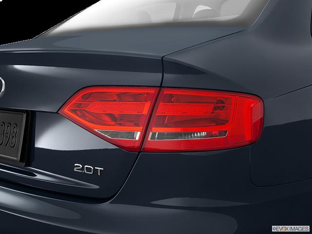 2011 Audi A4 Passenger Side Taillight
