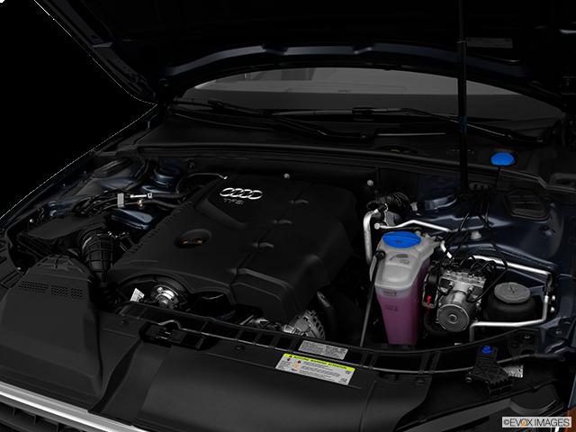 2011 Audi A4 Engine