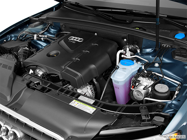 2011 Audi A5 Engine