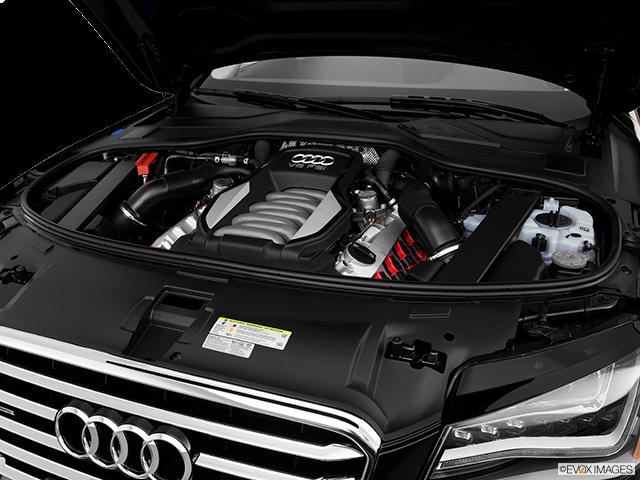 2011 Audi A8 Engine