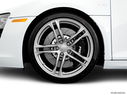 2011 Audi R8 Front Drivers side wheel at profile