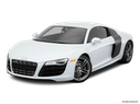 2011 Audi R8 Front angle view