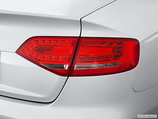 2011 Audi S4 Passenger Side Taillight