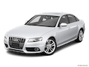 2011 Audi S4 Front angle view