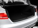 2011 Audi S4 Trunk open