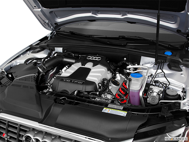 2011 Audi S4 Engine