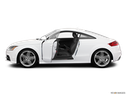 2011 Audi TTS Driver's side profile with drivers side door open