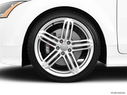 2011 Audi TTS Front Drivers side wheel at profile
