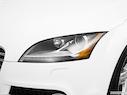 2011 Audi TTS Drivers Side Headlight