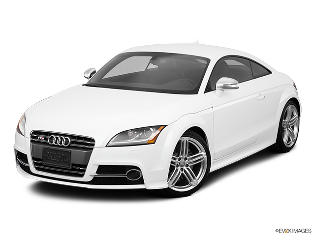 2011 Audi TTS Front angle view