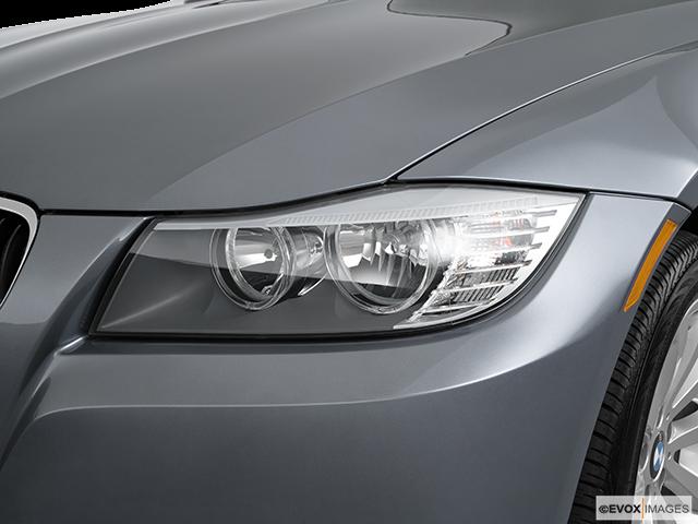 2011 BMW 3 Series Drivers Side Headlight