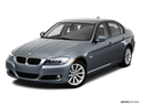 2011 BMW 3 Series Front angle view