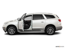 2011 Buick Enclave Driver's side profile with drivers side door open