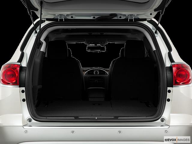 2011 Buick Enclave Trunk open
