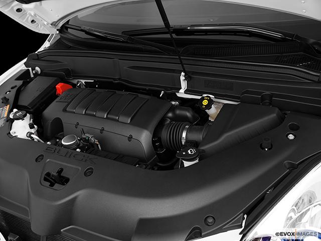 2011 Buick Enclave Engine