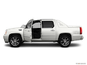 2011 Cadillac Escalade EXT Driver's side profile with drivers side door open