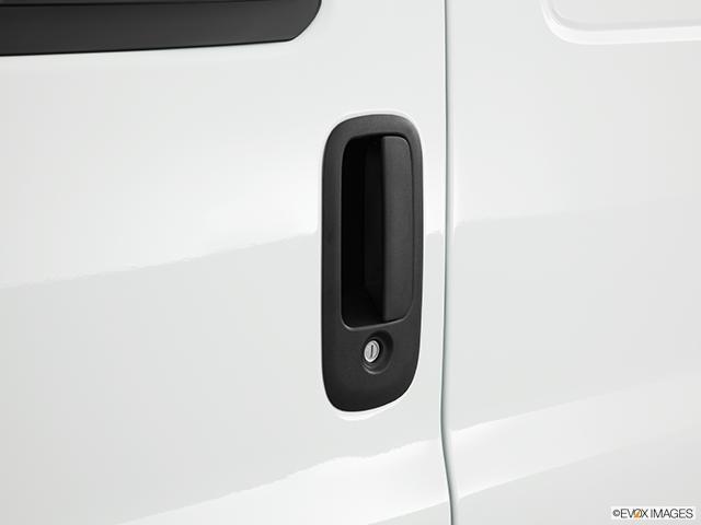 2011 Chevrolet Express Cargo Drivers Side Door handle