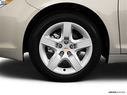 2011 Chevrolet Malibu Front Drivers side wheel at profile