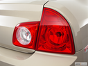 2011 Chevrolet Malibu Passenger Side Taillight