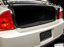 2011 Chevrolet Malibu Trunk open