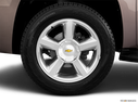 2011 Chevrolet Tahoe Front Drivers side wheel at profile