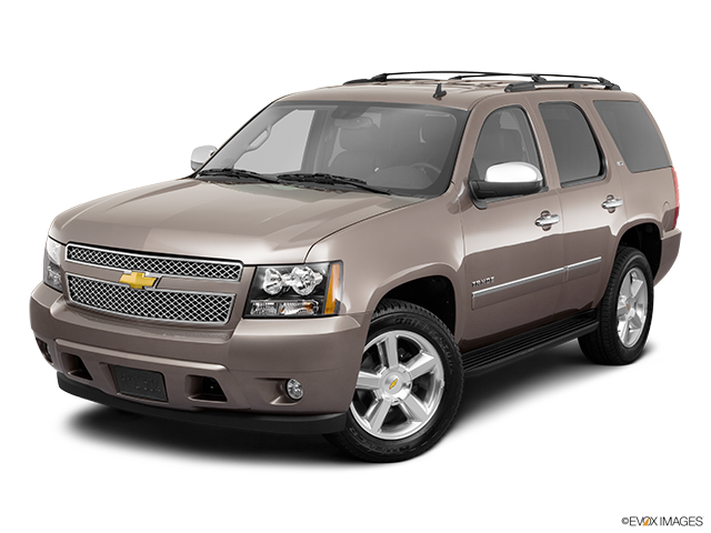 2011 Chevrolet Tahoe Front angle view