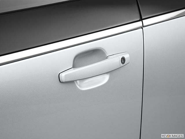 2011 Chevrolet Volt Drivers Side Door handle