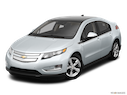 2011 Chevrolet Volt Front angle view