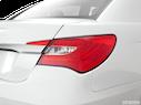 2011 Chrysler 200 Passenger Side Taillight