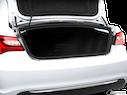 2011 Chrysler 200 Trunk open