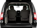 2011 Chrysler Town and Country Trunk open