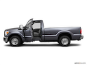2011 Ford F-250 Super Duty Driver's side profile with drivers side door open