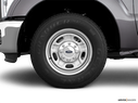 2011 Ford F-250 Super Duty Front Drivers side wheel at profile
