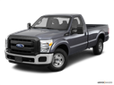 2011 Ford F-250 Super Duty Front angle view
