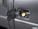 2011 Ford F-250 Super Duty Gas cap open