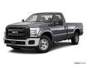 2011 Ford F-250 Super Duty Front angle medium view