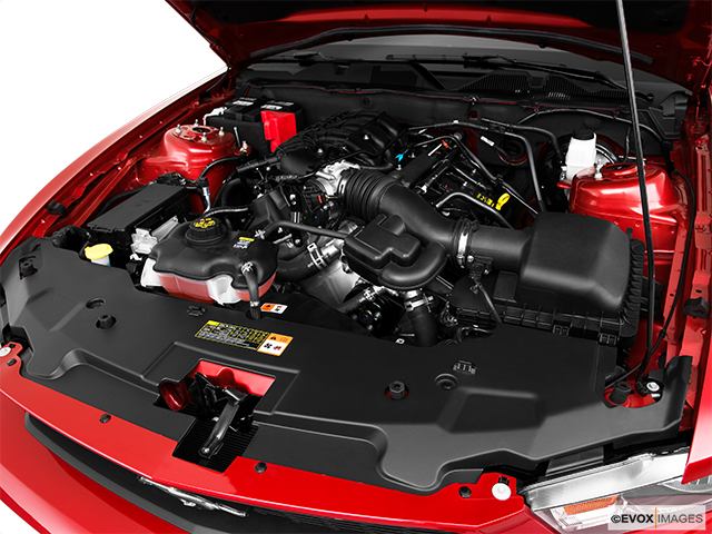 2011 Ford Mustang Engine
