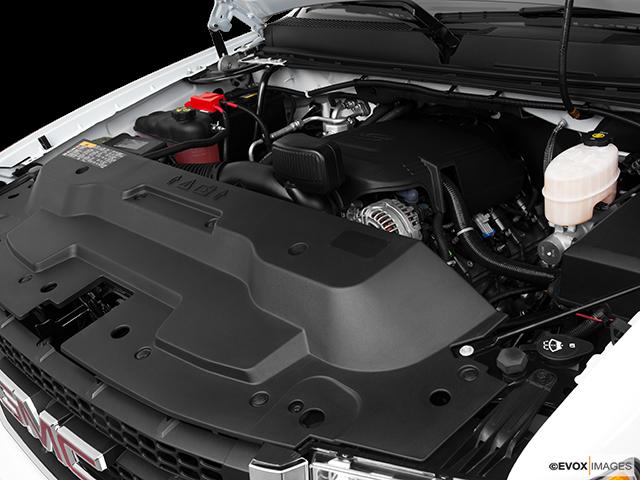 2011 GMC Sierra 2500HD Engine