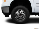 2011 GMC Sierra 3500HD CC Front Drivers side wheel at profile