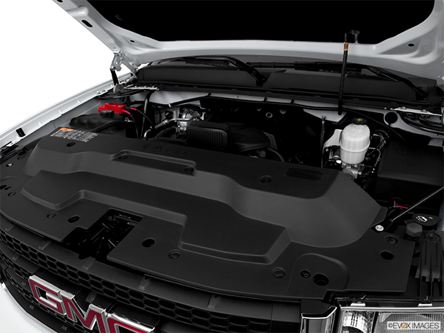 2011 GMC Sierra 3500HD CC Engine