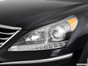2011 Hyundai Equus Drivers Side Headlight
