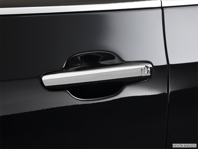 2011 Hyundai Equus Drivers Side Door handle
