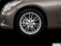 2011 INFINITI G37 Sedan Front Drivers side wheel at profile