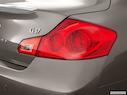 2011 INFINITI G37 Sedan Passenger Side Taillight