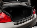 2011 INFINITI G37 Sedan Trunk open