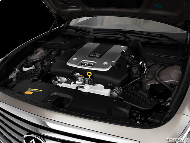2011 INFINITI G37 Sedan Engine