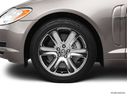 2011 Jaguar XF Front Drivers side wheel at profile