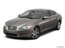 2011 Jaguar XF Front angle view