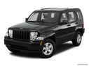 2011 Jeep Liberty Front angle view